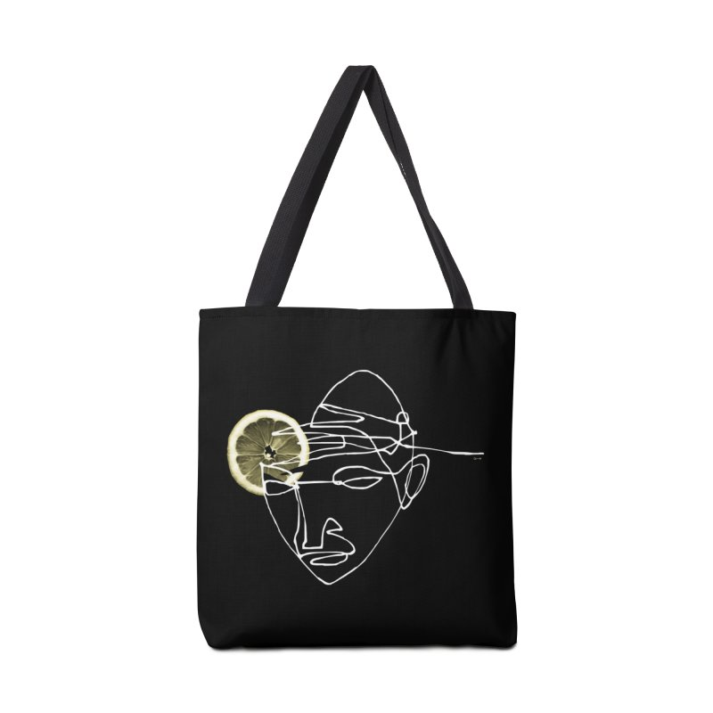 Enhancer 01 Accessories Bag by Dorian Denes' Artist Shop