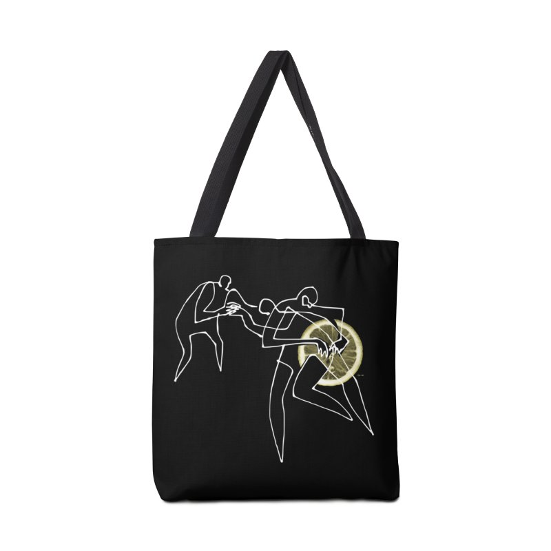 Enhancer 02 Accessories Bag by Dorian Denes' Artist Shop