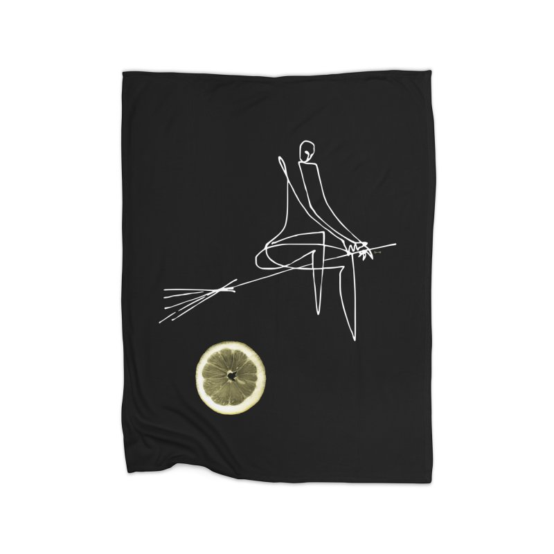 Enhancer 03 Home Blanket by Dorian Denes' Artist Shop