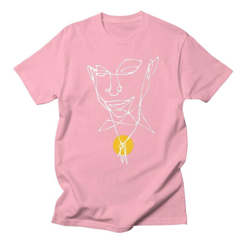 Lucky Charm Men's Regular T-Shirt by Dorian Denes' Artist Shop