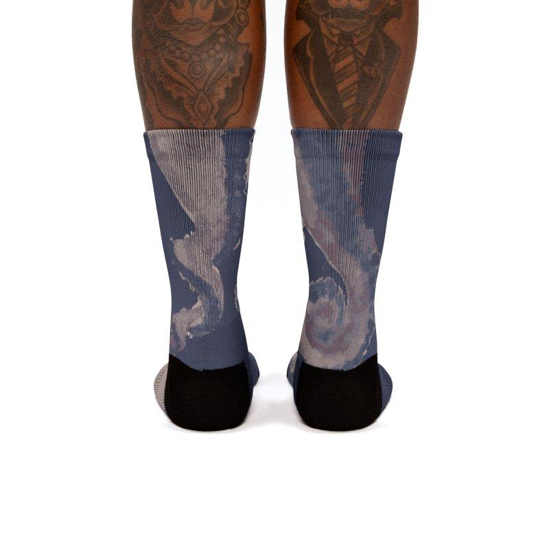The Kraken Women's Socks by Psychopattern