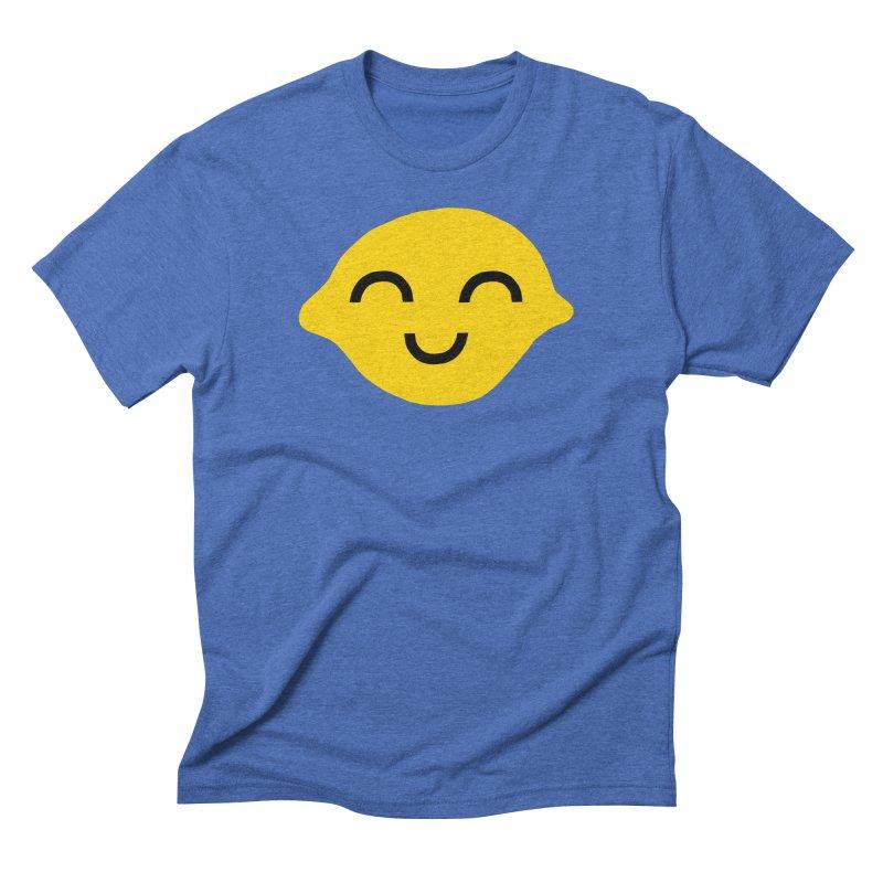 very lucky lemon Men's T-Shirt by dorobot