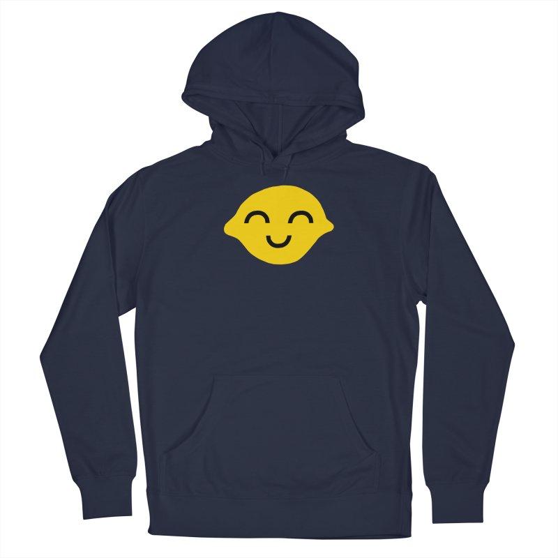 very lucky lemon Men's Pullover Hoody by dorobot