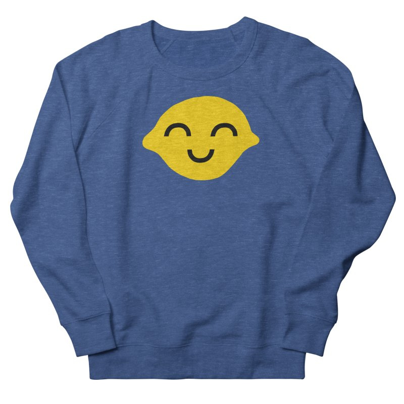 very lucky lemon Men's Sweatshirt by dorobot