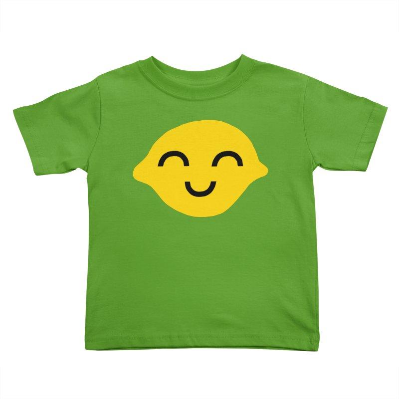 very lucky lemon Kids Toddler T-Shirt by dorobot