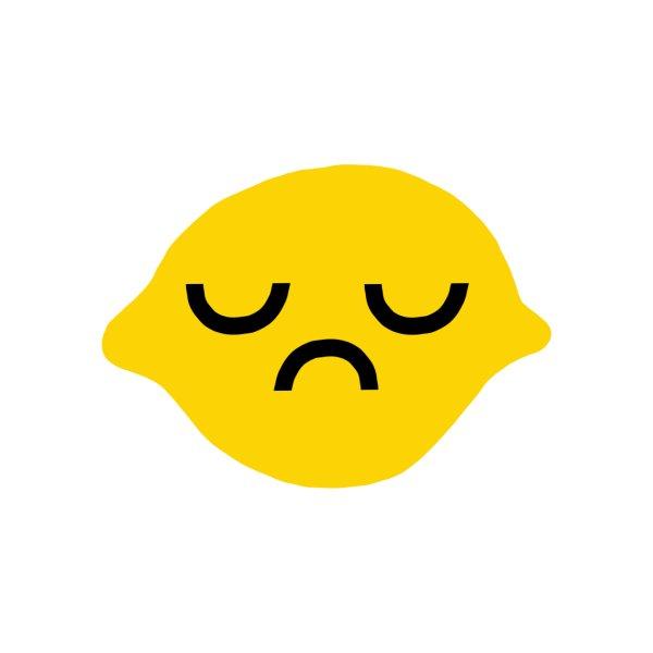image for grumpy lemon