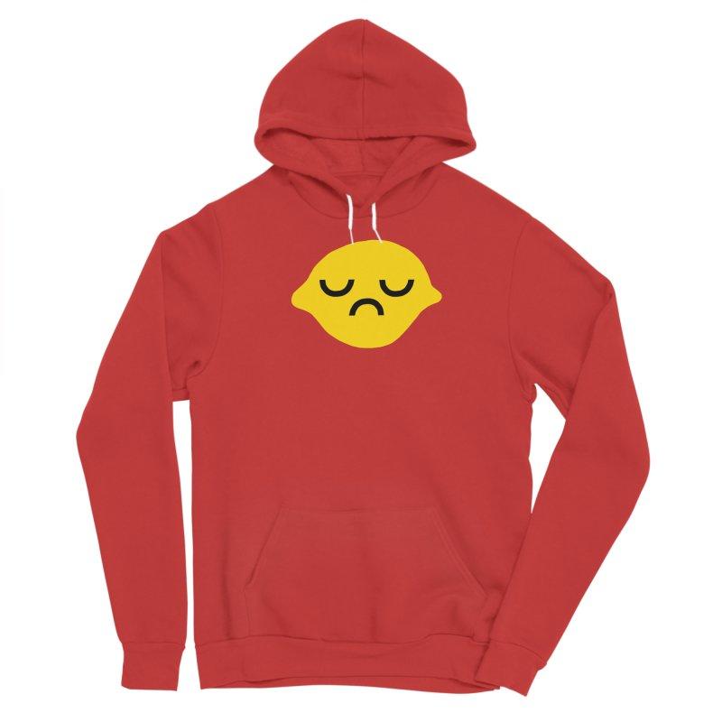 grumpy lemon Men's Pullover Hoody by dorobot