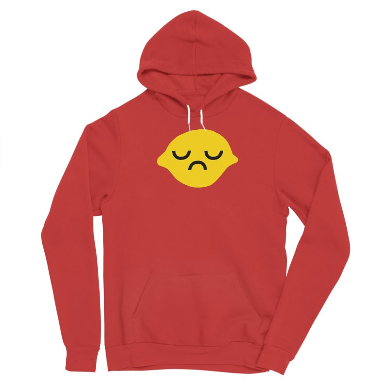 grumpy lemon Women's Pullover Hoody by dorobot