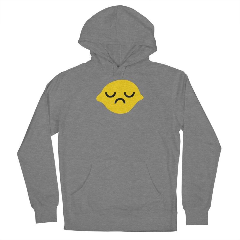 grumpy lemon Women's Pullover Hoody by dorobot