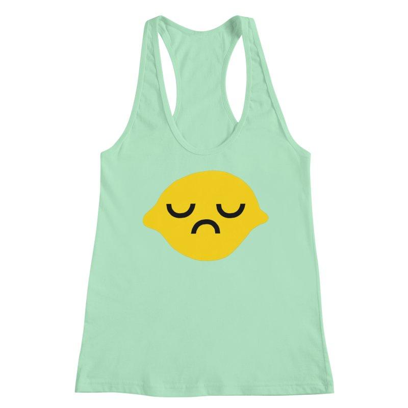 grumpy lemon Women's Tank by dorobot