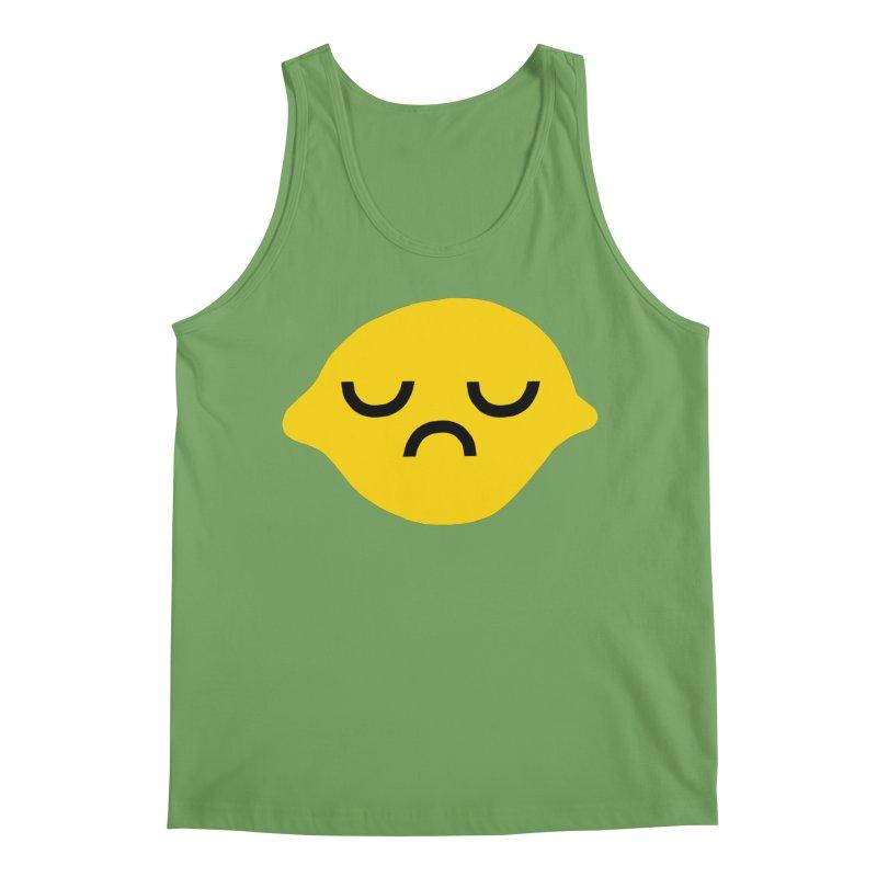 grumpy lemon Men's Tank by dorobot