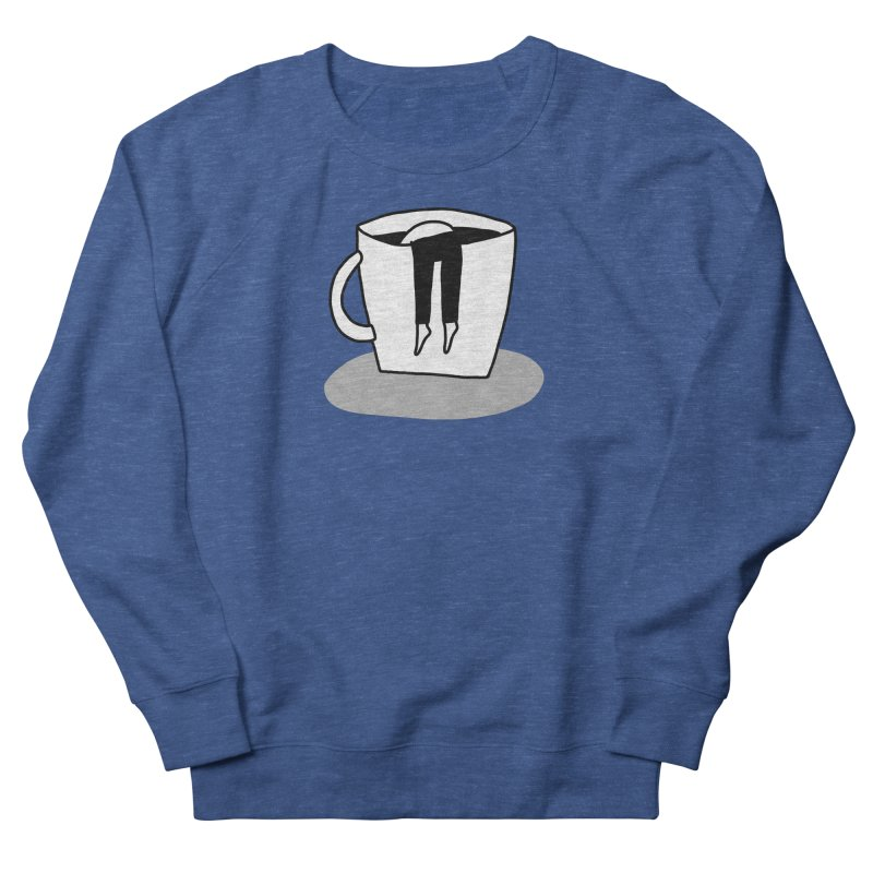 coffee nap Women's Sweatshirt by dorobot