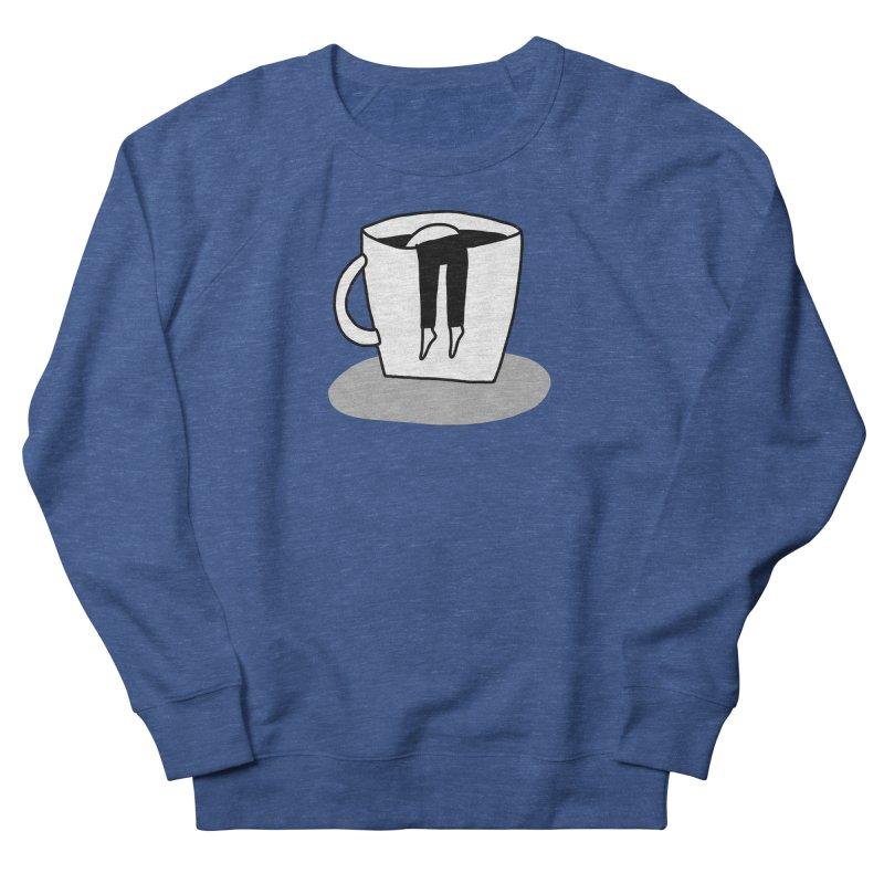 coffee nap Men's Sweatshirt by dorobot