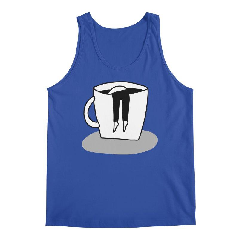 coffee nap Men's Tank by dorobot