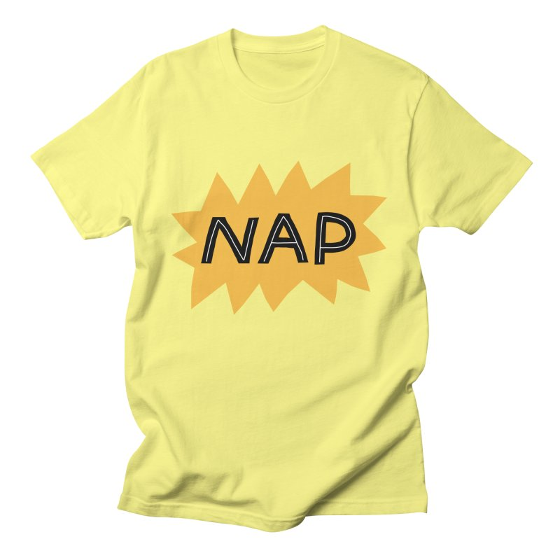 HAVE A NAP! Men's T-Shirt by dorobot