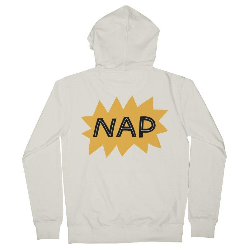 HAVE A NAP! Men's Zip-Up Hoody by dorobot
