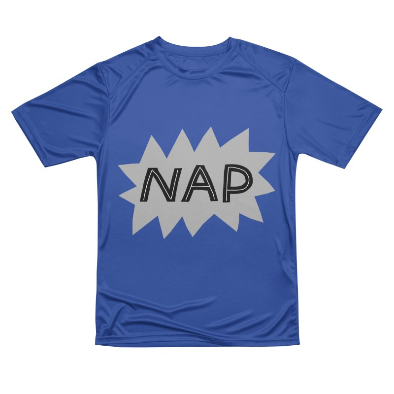 HAVE A NAP! Men's Performance T-Shirt by dorobot