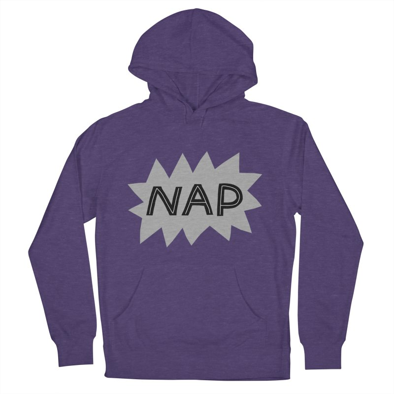 HAVE A NAP! Women's French Terry Pullover Hoody by dorobot