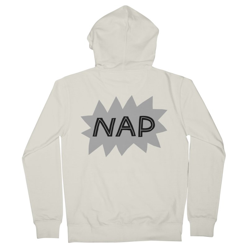 HAVE A NAP! Women's French Terry Zip-Up Hoody by dorobot