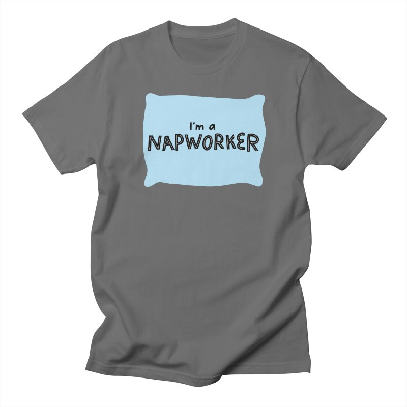 NAPworker Men's T-Shirt by dorobot