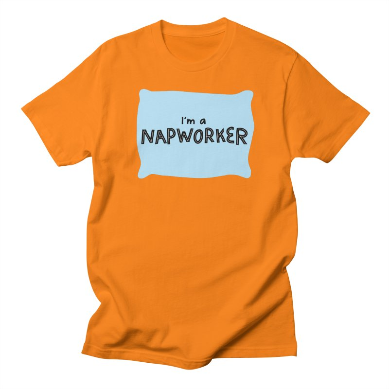 NAPworker Women's Regular Unisex T-Shirt by dorobot