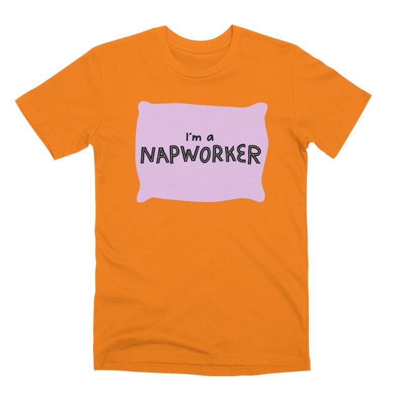 napworker Men's Premium T-Shirt by dorobot