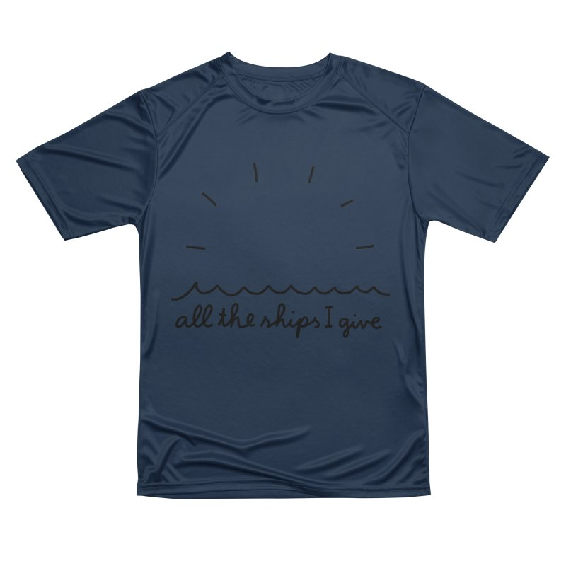 ZERO! Men's Performance T-Shirt by dorobot