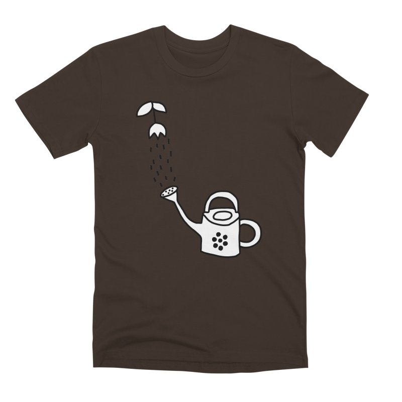 yes we WATERING can! Men's Premium T-Shirt by dorobot