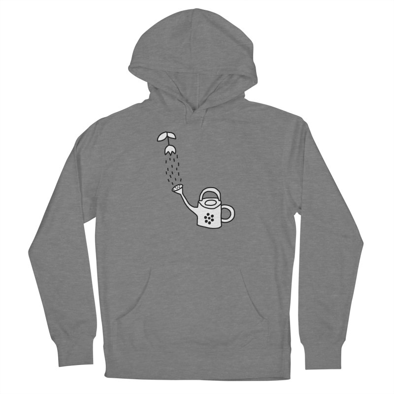 yes we WATERING can! Women's French Terry Pullover Hoody by dorobot