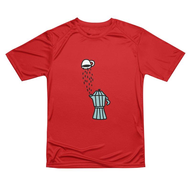 espresso STRESSO Women's Performance Unisex T-Shirt by dorobot