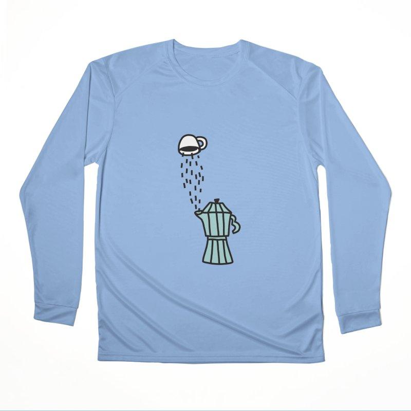 espresso STRESSO Women's Performance Unisex Longsleeve T-Shirt by dorobot