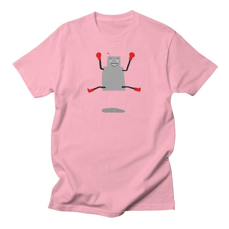 ROBBY McBLOBSMASHER Men's T-Shirt by dorobot