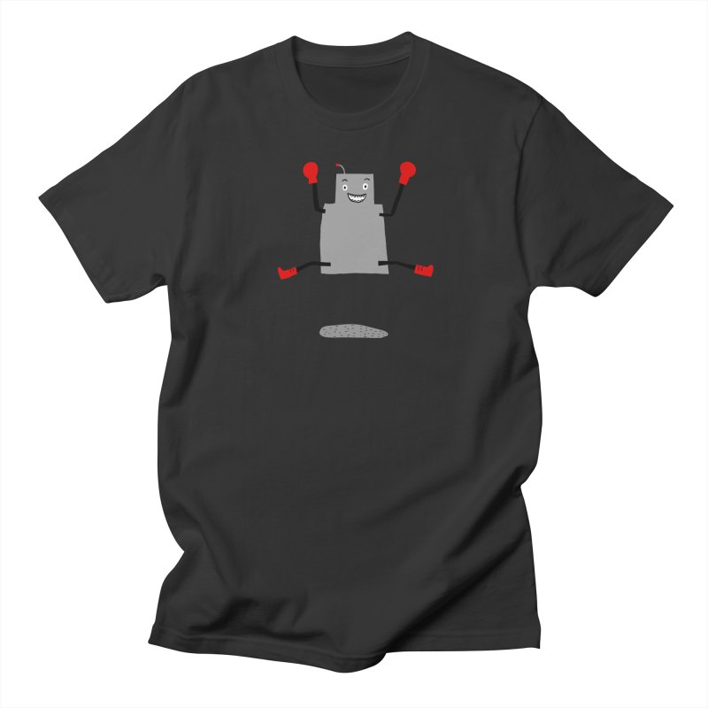 ROBBY McBLOBSMASHER Women's Regular Unisex T-Shirt by dorobot