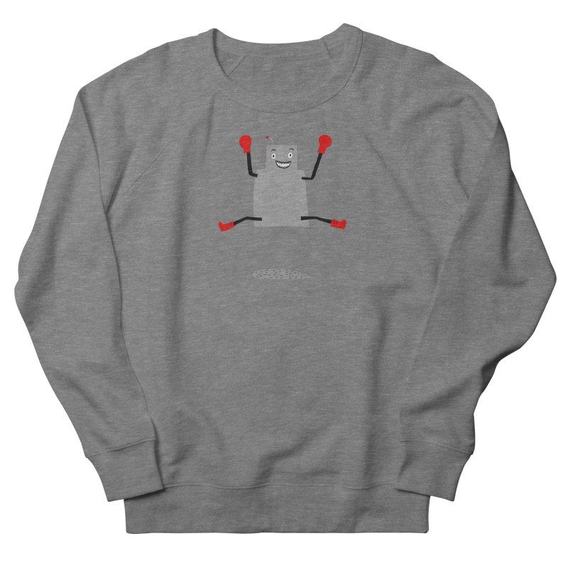 ROBBY McBLOBSMASHER Women's Sweatshirt by dorobot