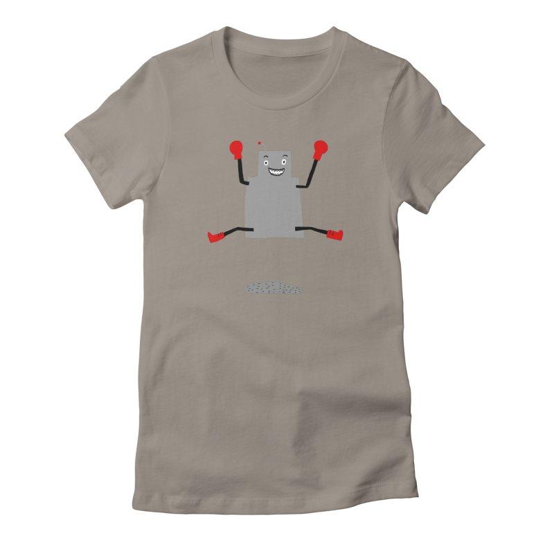 ROBBY McBLOBSMASHER Women's T-Shirt by dorobot