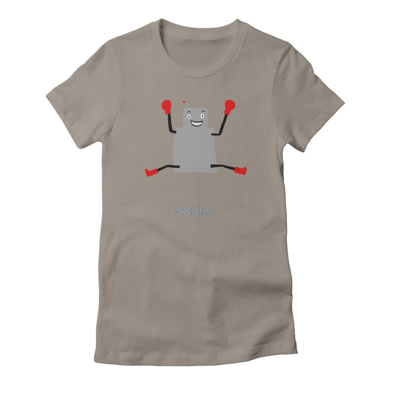 ROBBY McBLOBSMASHER Women's T-Shirt by dorobot