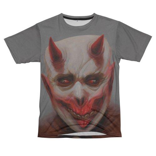 Design for Portrait of a Devil