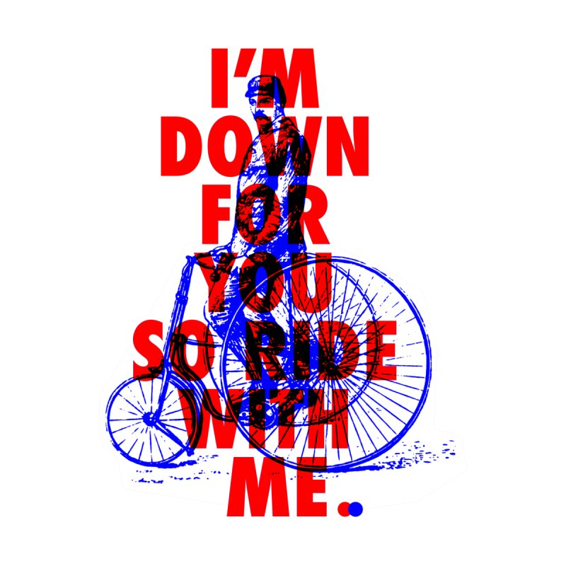 Ride with me by dotdot – Quotes on shirts