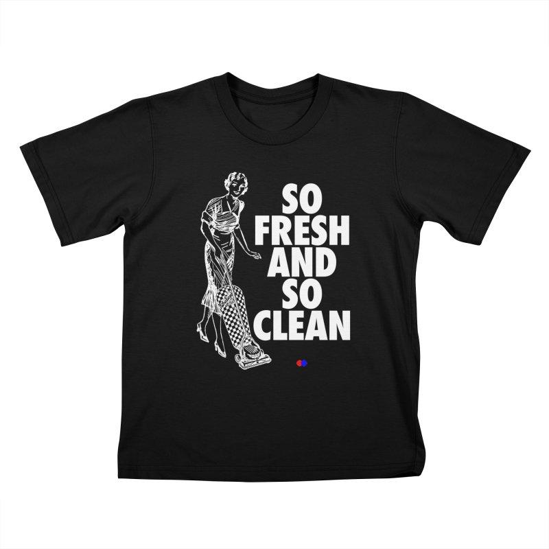 So fresh Kids T-shirt by dotdot – Quotes on shirts