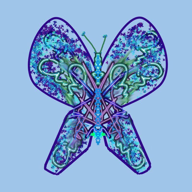 Electric Butterfly by dotdotdottshirts's Artist Shop