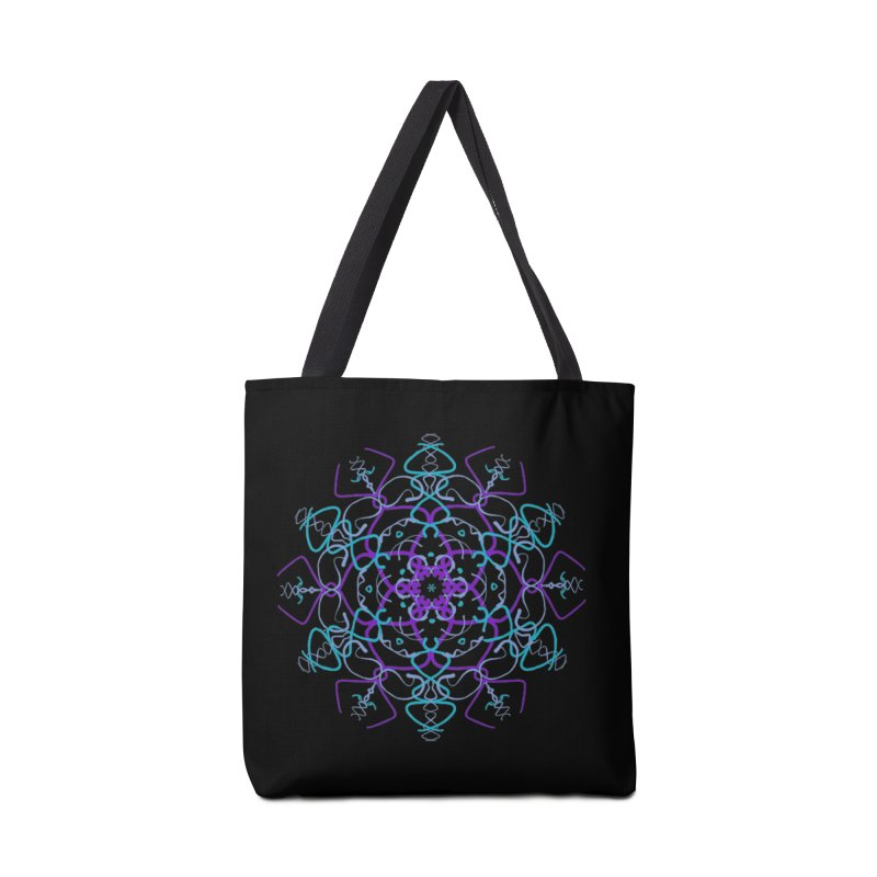 21st Century Flower Child Accessories Bag by dotdotdottshirts's and textiles Artist Shop