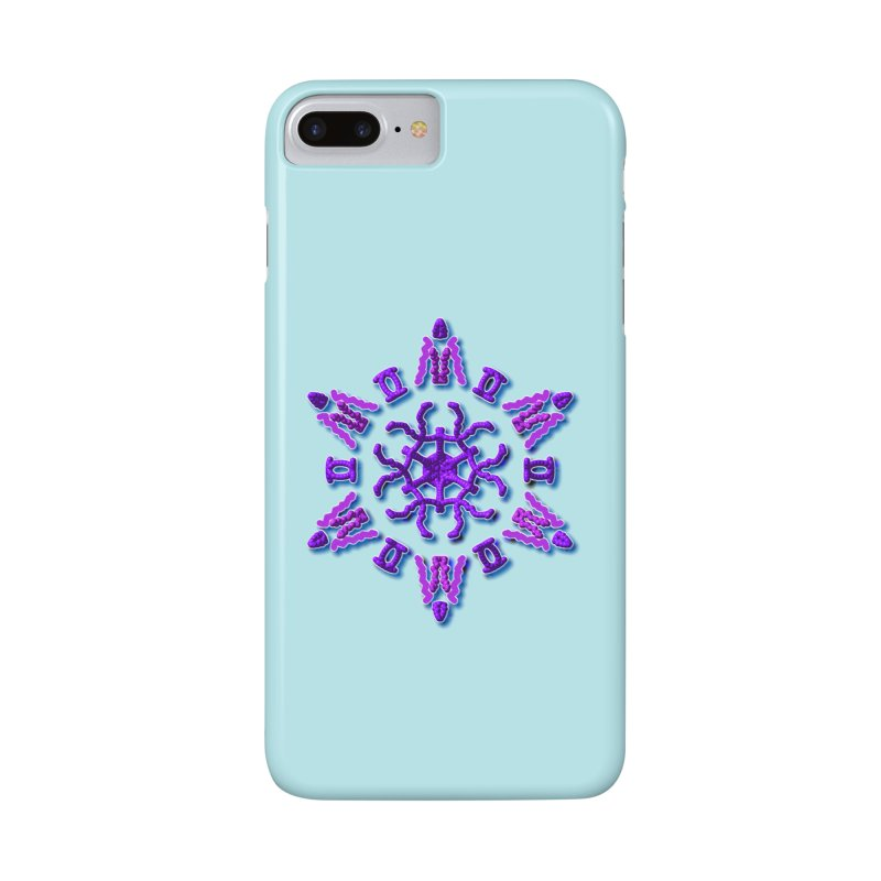 Purple Time Accessories Phone Case by dotdotdottshirts's Artist Shop