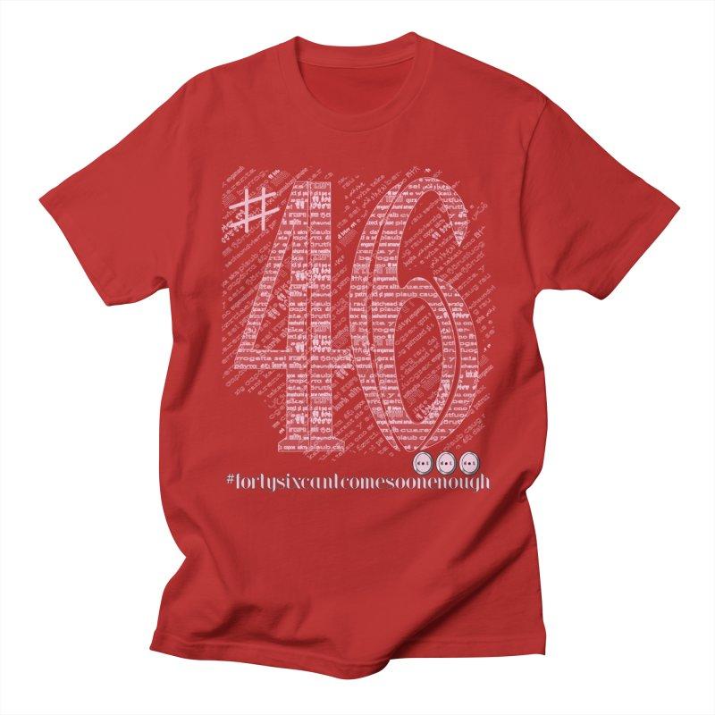 Forty Six can't Come Soon Enough!   by dotdotdottshirts's Artist Shop