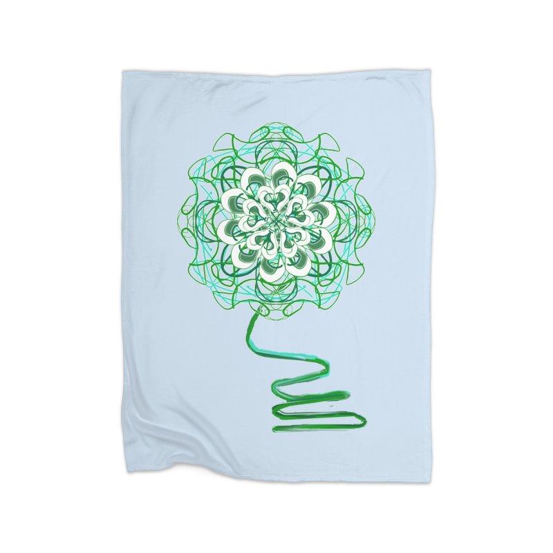 Electric Irish Floral   by dotdotdottshirts's Artist Shop