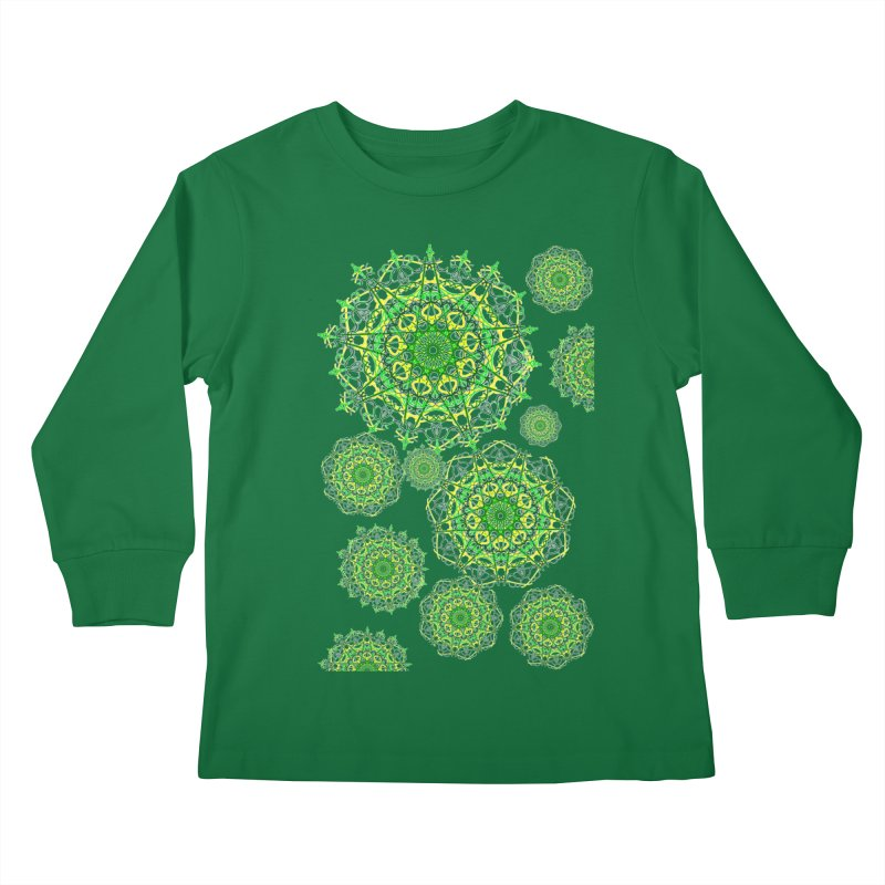 Irish Snowflakes   by dotdotdottshirts's Artist Shop