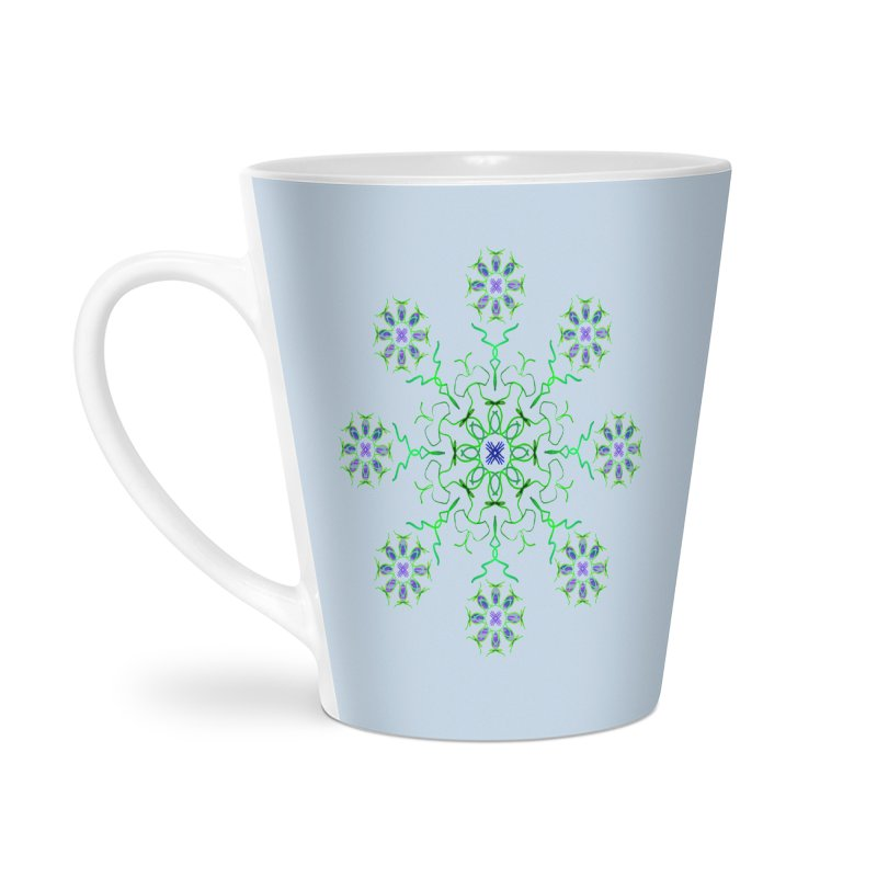 FlowerBurst Accessories Mug by dotdotdottshirts's and textiles Artist Shop