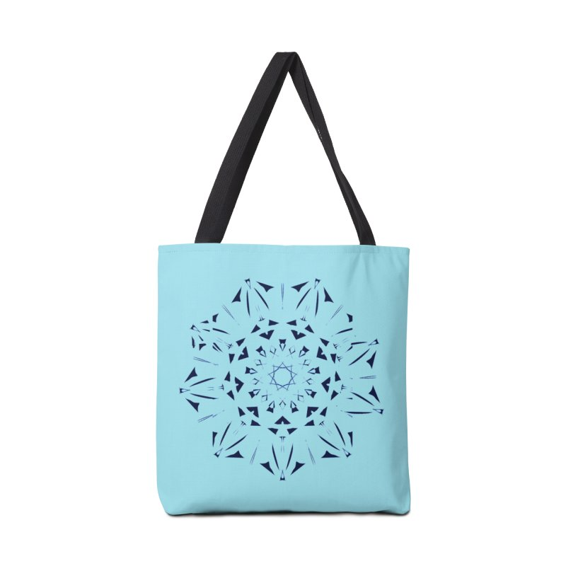 Blues are Cool Accessories Bag by dotdotdottshirts's and textiles Artist Shop