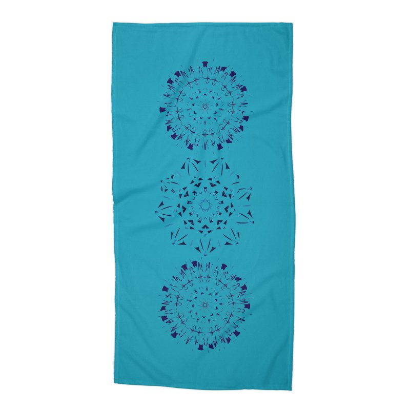Blues are Cool too Accessories Beach Towel by dotdotdottshirts's Artist Shop
