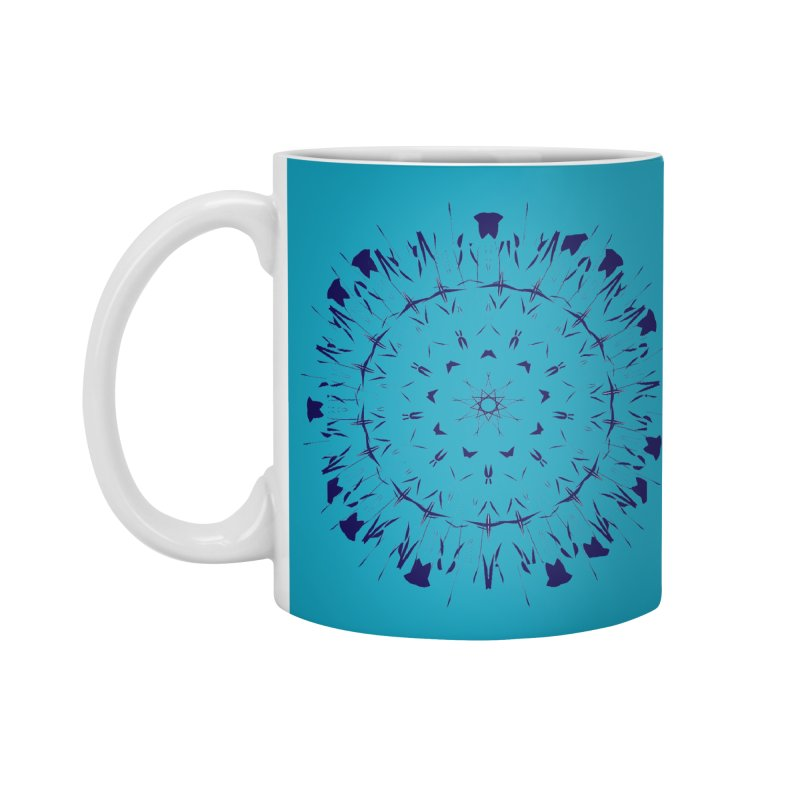 Blues are Cool too Accessories Mug by dotdotdottshirts's Artist Shop