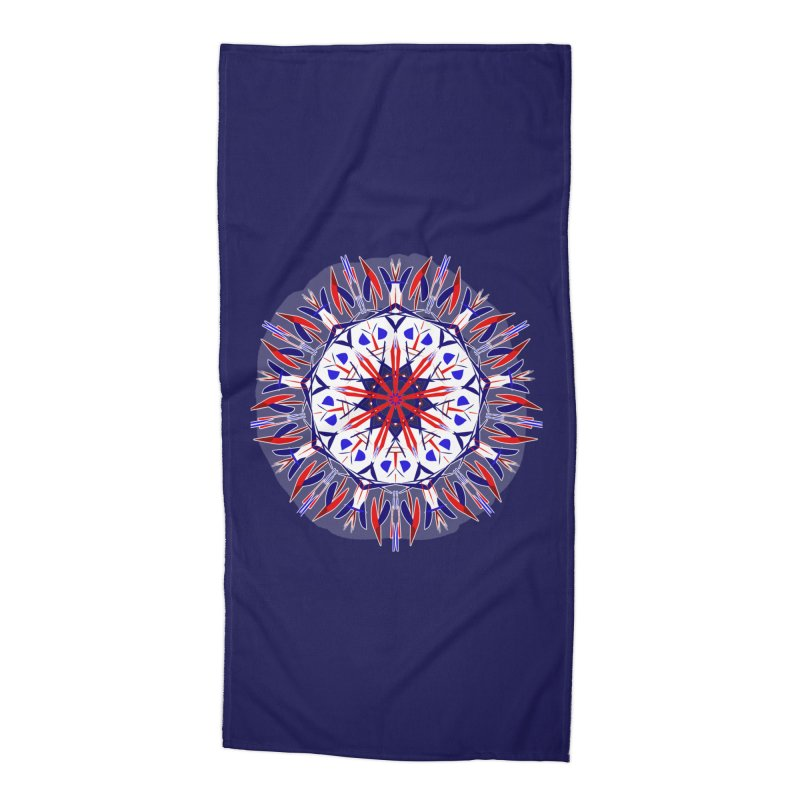 J4 Flame Accessories Beach Towel by dotdotdottshirts's Artist Shop